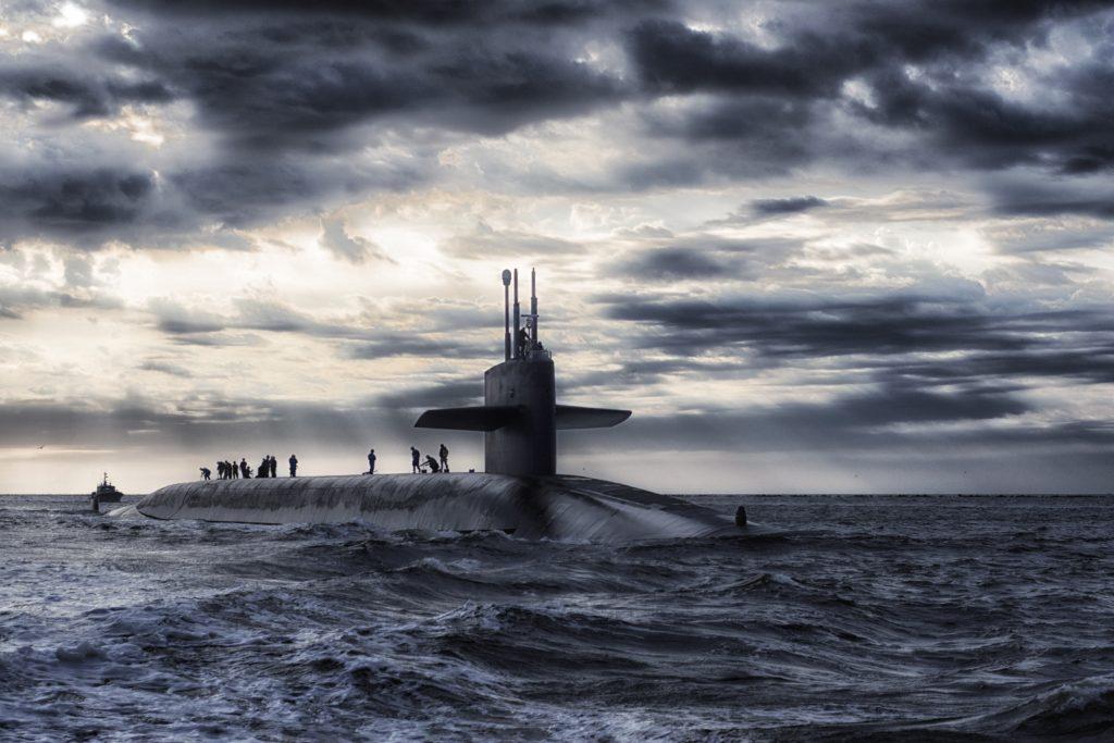 Doomsday Super Submarine